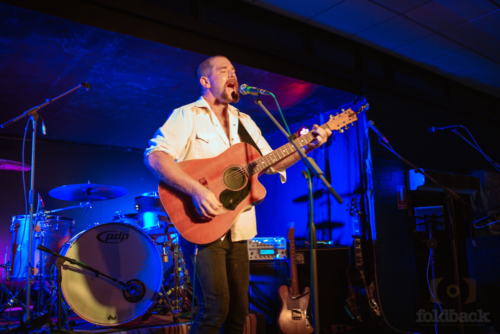 Dave Garnham at Mel Gray - Single Launch